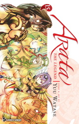 Arata: The Legend, Vol. 15