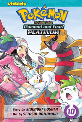 Pokémon Adventures: Diamond and Pearl/Platinum, Vol. 10