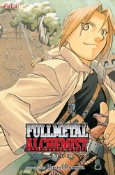 Fullmetal Alchemist (3-in-1 Edition), Vol. 4