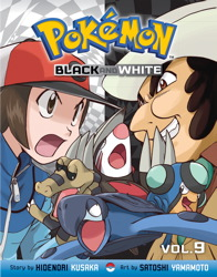 Pokémon Black and White, Vol. 9