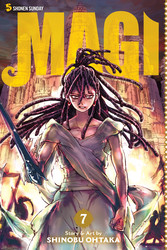Magi: The Labyrinth of Magic, Vol. 7