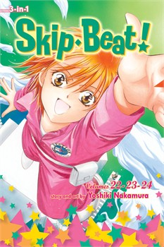 Skip Beat! (3-in-1 Edition), Vol. 8