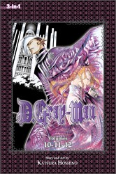 D.Gray-man (3-in-1 Edition), Vol. 4