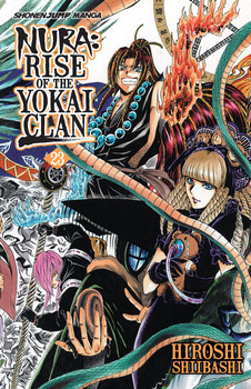 Nura: Rise of the Yokai Clan, Vol. 23