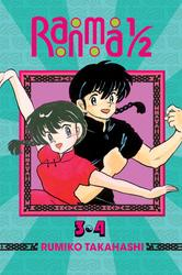 Ranma 1/2 (2-in-1 Edition), Vol. 2