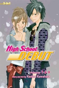 High School Debut (3-in-1 Edition), Vol. 3