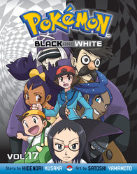 Pokémon Black and White, Vol. 17