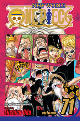 One Piece, Vol. 71