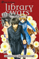 Library Wars: Love & War, Vol. 12