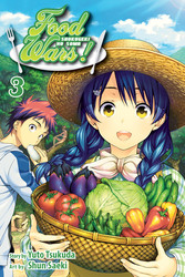 Food Wars!, Vol. 3