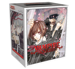 Vampire Knight Box Set 2