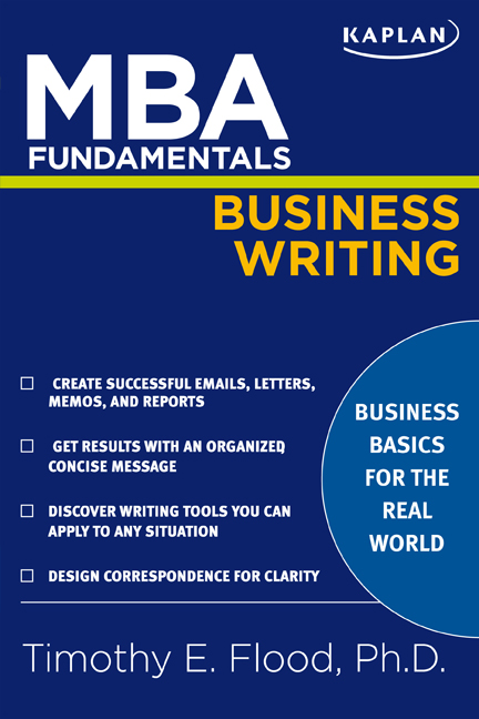 Business Book Cover Test ~ Mba fundamentals business writing book by timothy e