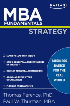MBA Fundamentals Strategy