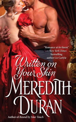 Written on Your Skin book cover