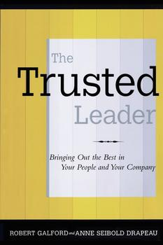 The trusted leader ebook by robert m galford anne seibold the trusted leader fandeluxe PDF