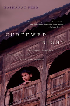 Curfewed Night | Book by Basharat Peer - Simon & Schuster