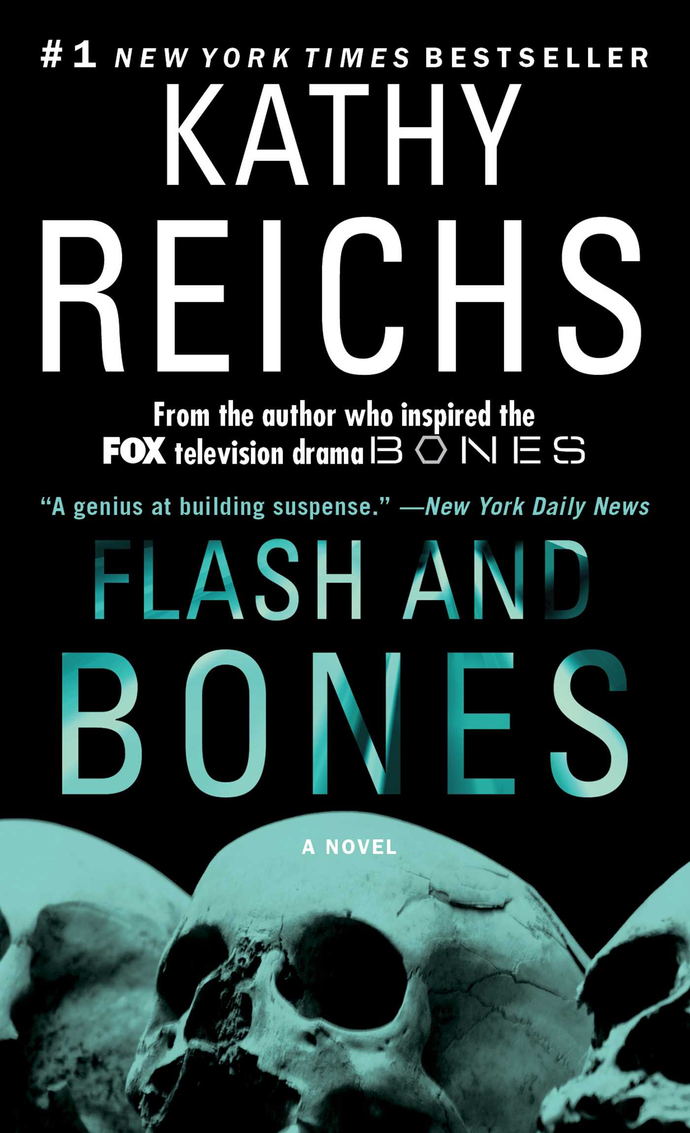 Flash and bones 9781439112809 hr
