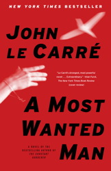 A Most Wanted Man book cover