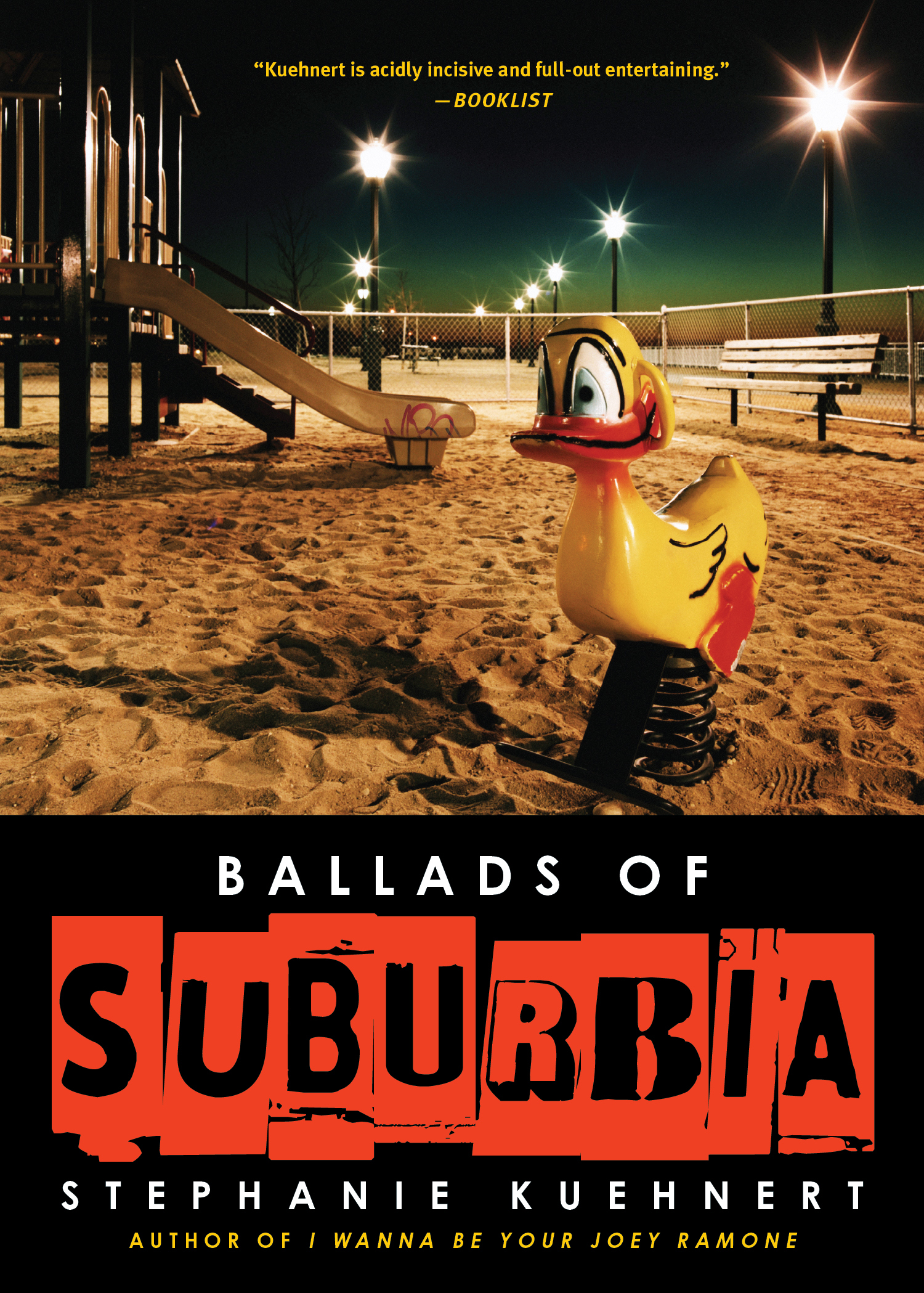 Ballads Of Suburbia Ebook By Stephanie Kuehnert Official Publisher