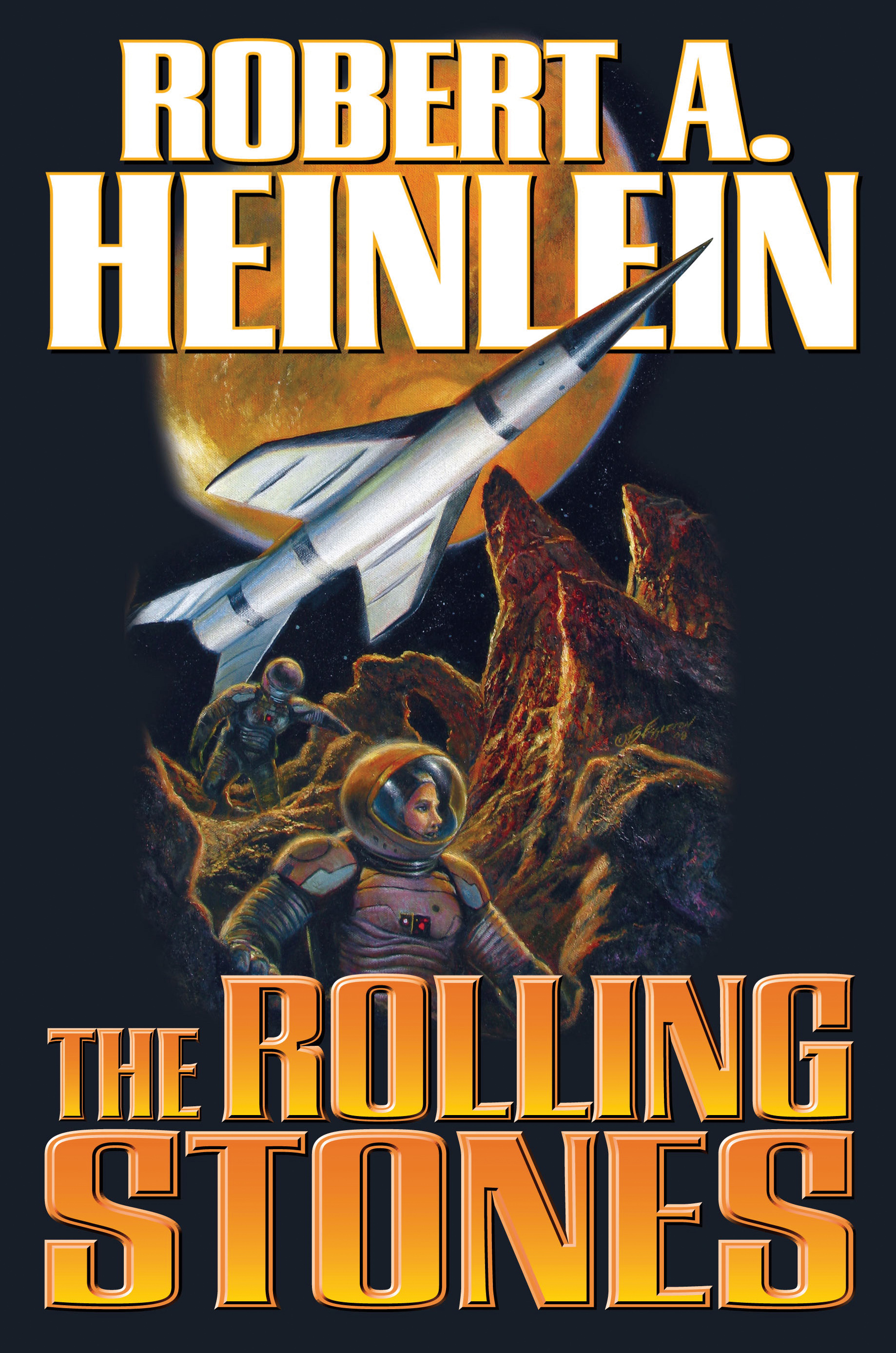 the literary works of robert heinlein Robert a heinlein biography - robert anson heinlein (july 7, 1907 may 8, 1988) was one of the most influential authors in the science fiction genre - robert a heinlein biography and list of works - robert a heinlein books.