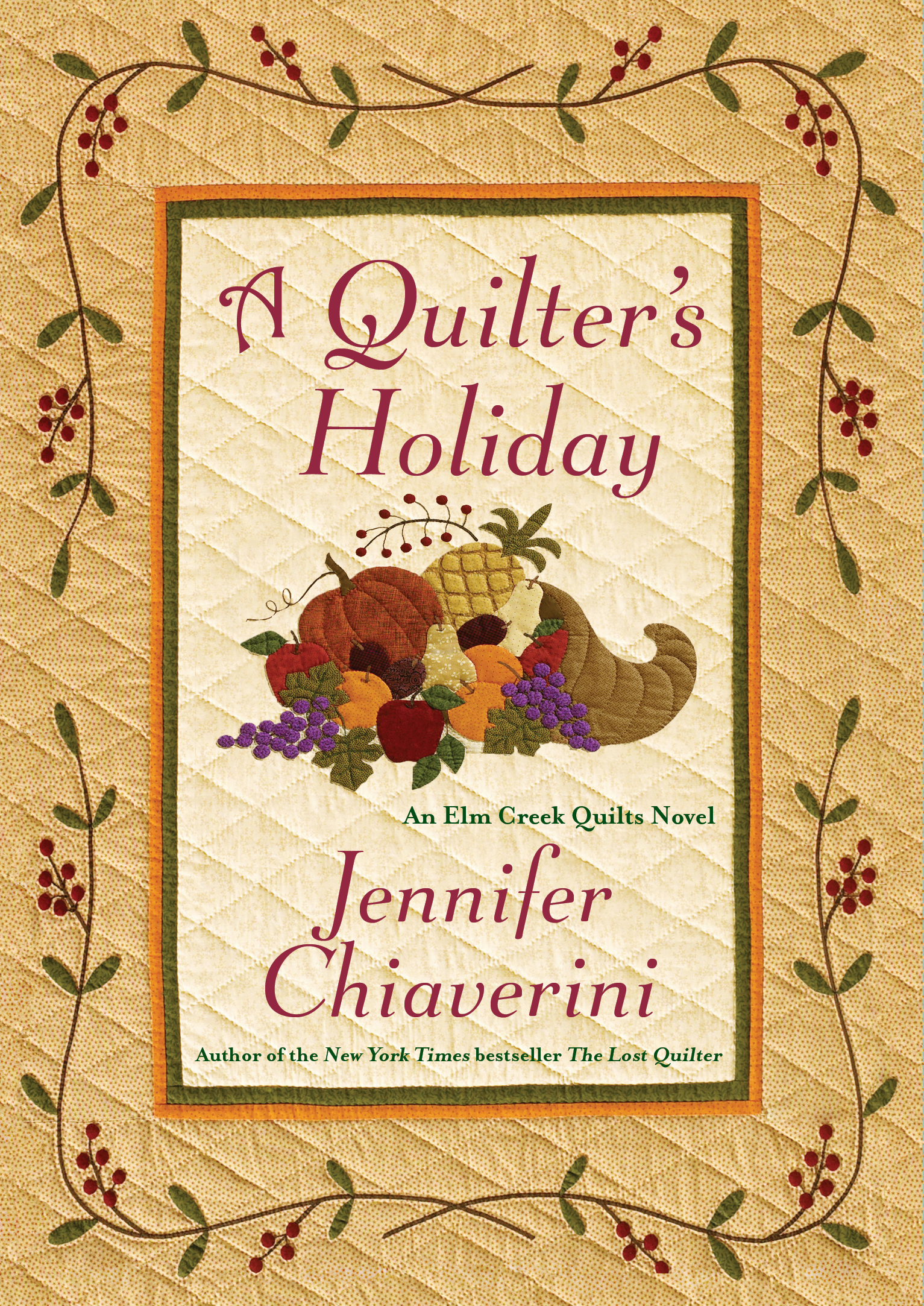Jennifer Chiaverini | Official Publisher Page | Simon & Schuster ... : elm creek quilts series order - Adamdwight.com