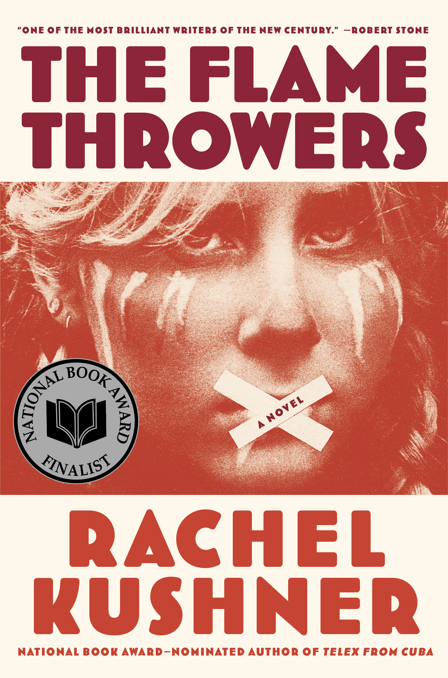The flamethrowers book by rachel kushner official publisher page cvr9781439142004 9781439142004 hr fandeluxe Images