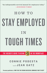 How to Stay Employed in Tough Times