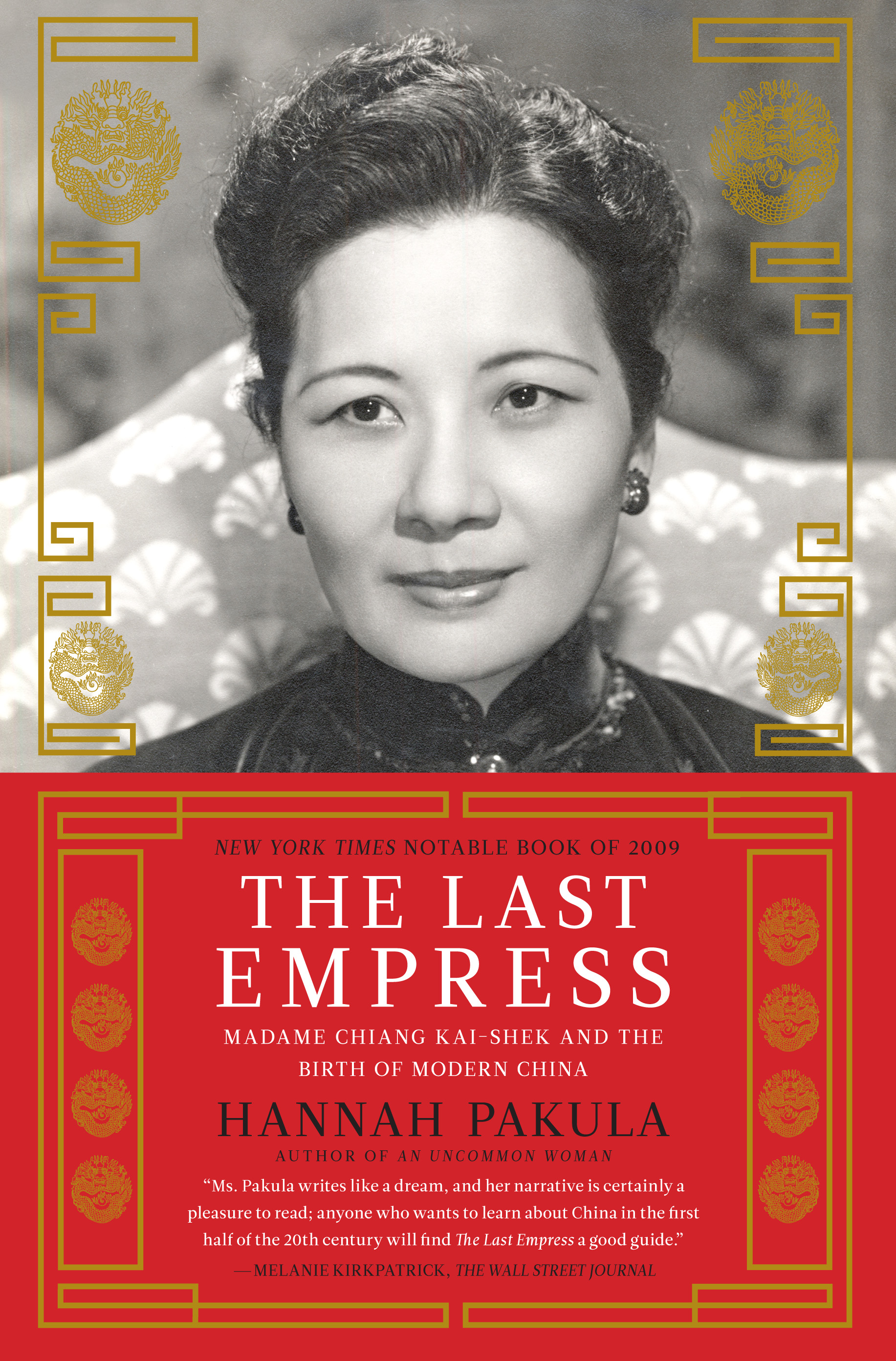 The Last Empress | Book by Hannah Pakula | Official ...