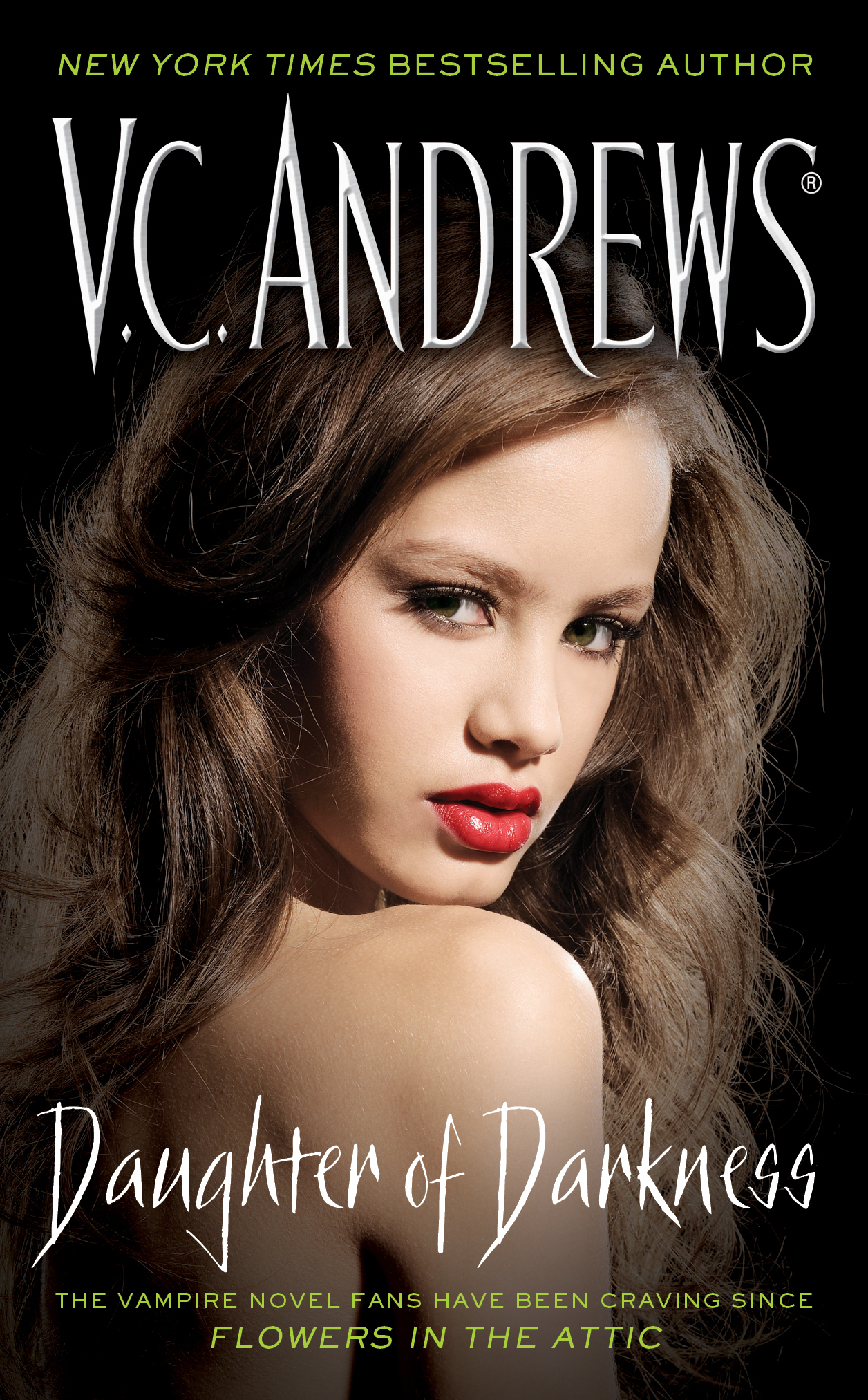 Daughter of Darkness by V. C. Andrews (2010, Paperback)