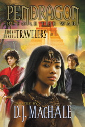 Book Three of the Travelers