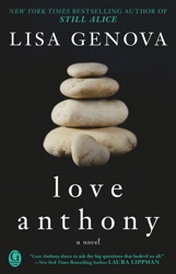 Love Anthony book cover