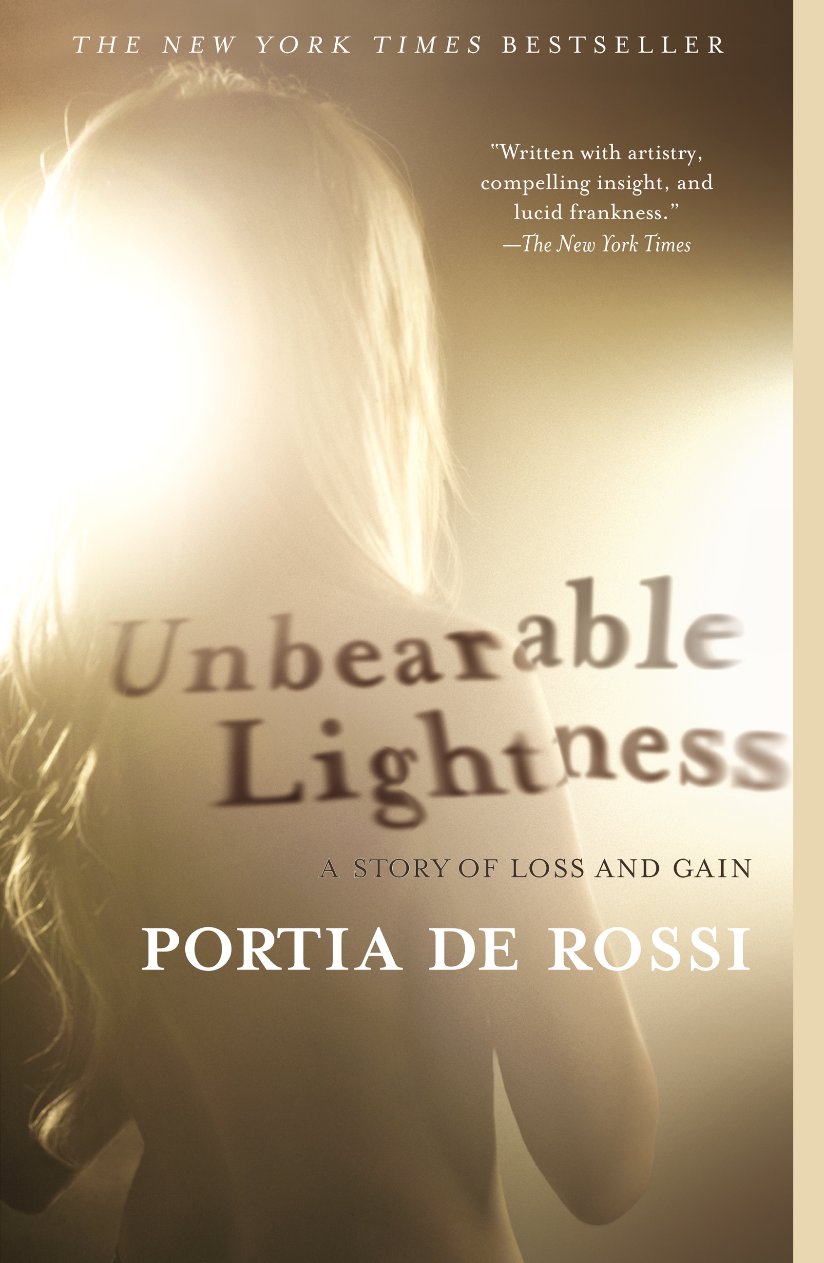 Unbearable lightness by portia de rossi pdf