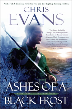 Ashes of a Black Frost