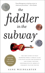 The Fiddler in the Subway