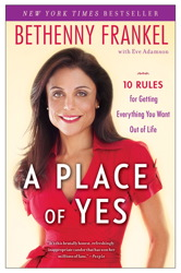 A Place of Yes book cover
