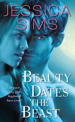 Beauty Dates the Beast book cover