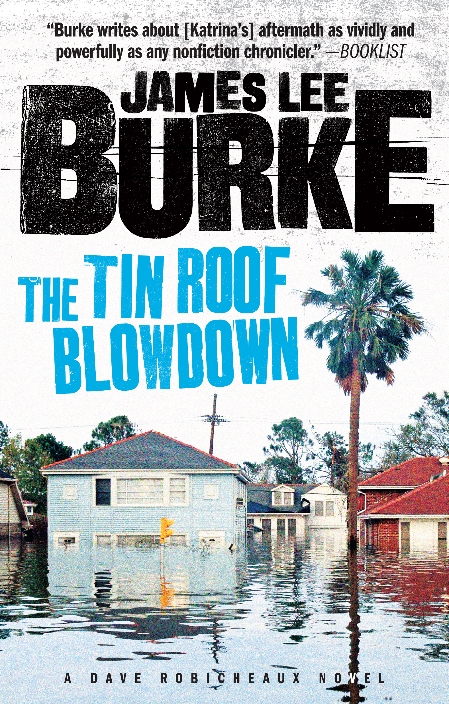 Book Cover Image (jpg): The Tin Roof Blowdown