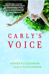 Carly's Voice book cover