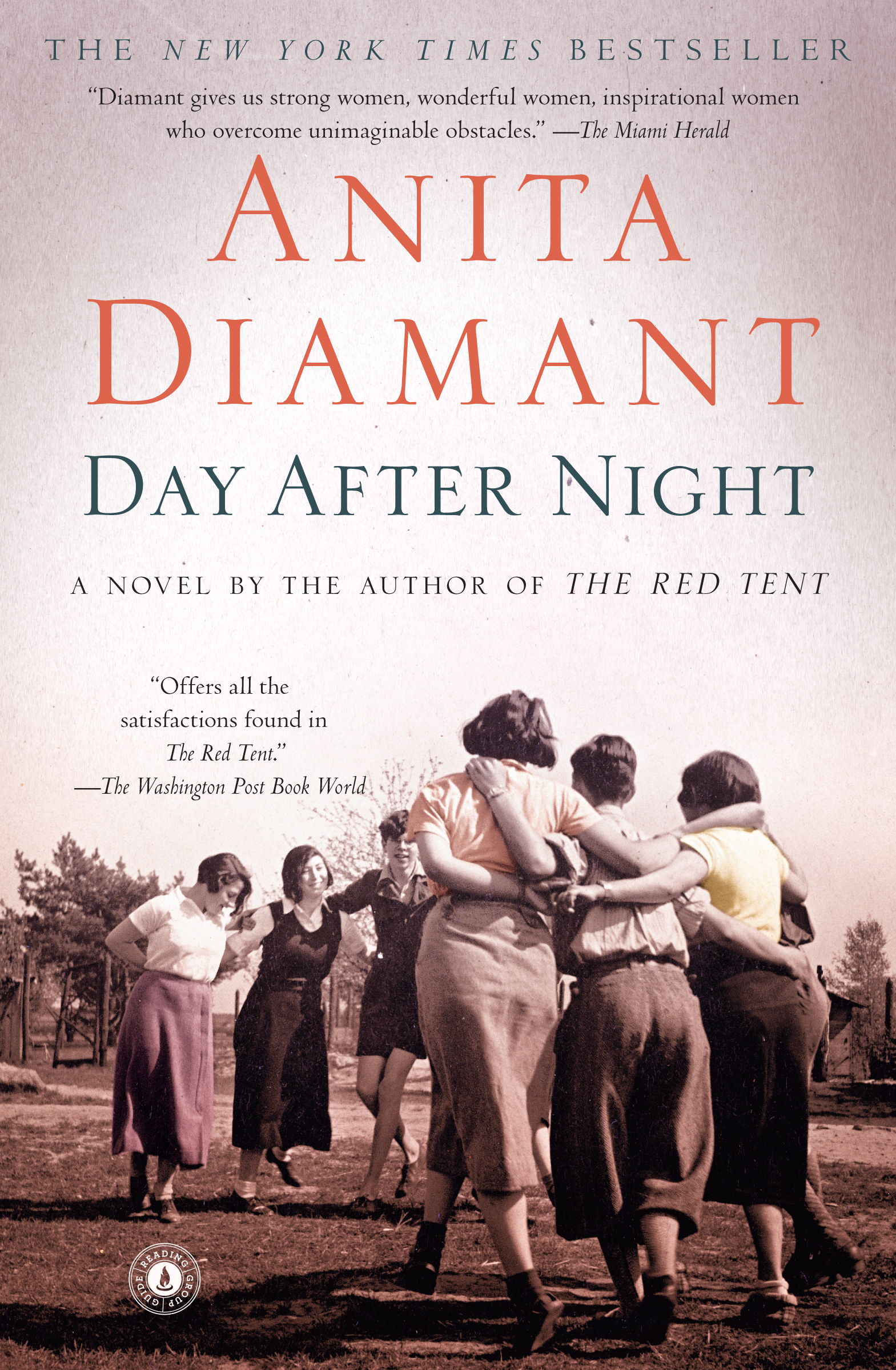day after night by anita diamant biography