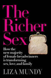 Book jacket: The Richer Sex