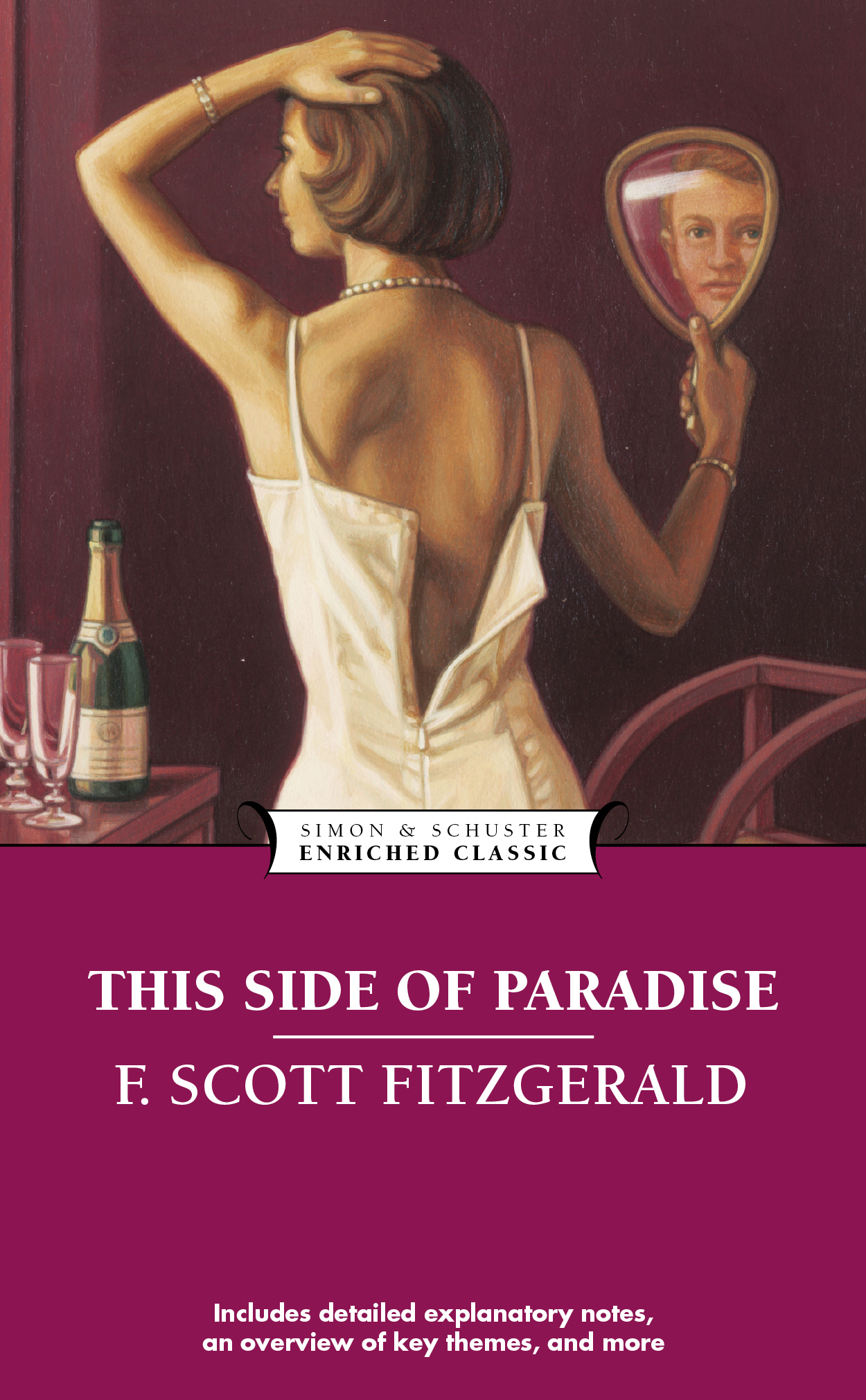 f scott fitzgerald and the resemblance The paperback of the the great gatsby by f scott fitzgerald at barnes & noble free  but their physical resemblance must be a source of perpetual confusion to.