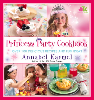 Princess Party Cookbook