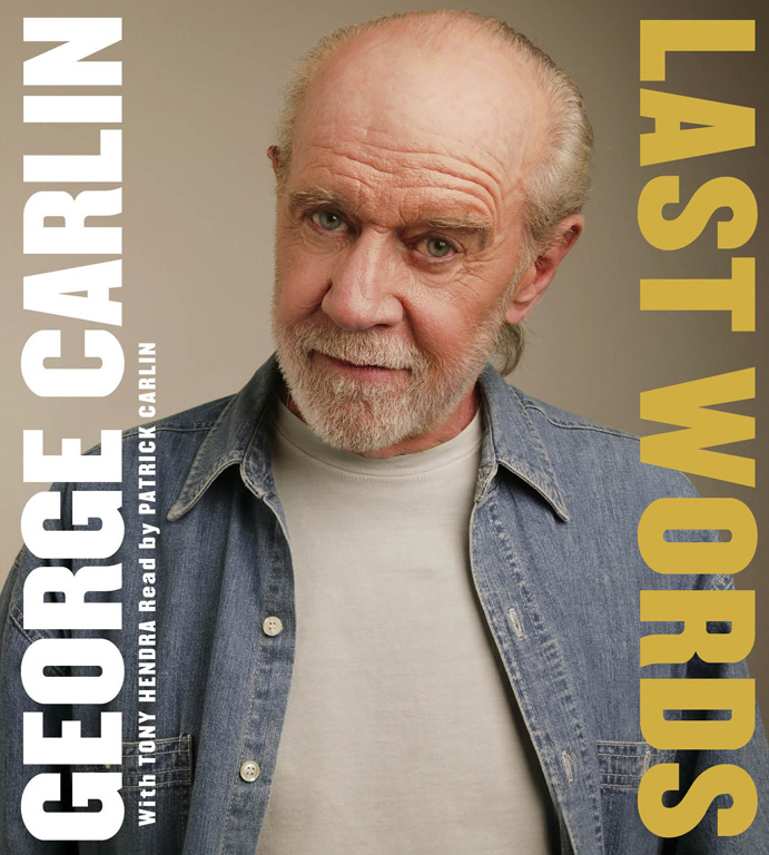 george carlin book club