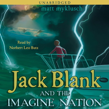 Jack Blank and the Imagination