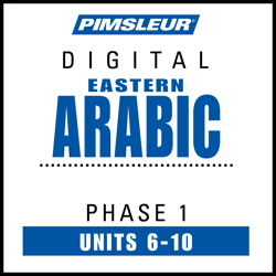 Arabic (East) Phase 1, Unit 06-10