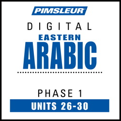 Arabic (East) Phase 1, Unit 26-30