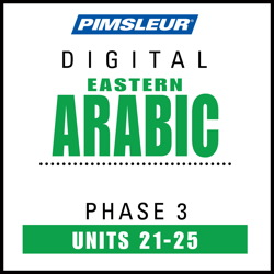 Arabic (East) Phase 3, Unit 21-25