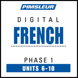 French Phase 1, Unit 06-10