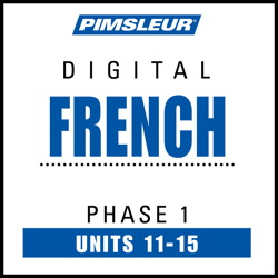 French Phase 1, Unit 11-15