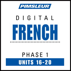 French Phase 1, Unit 16-20